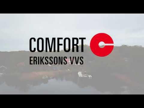 Comfort Richard Eriksson, Erikssons VVS