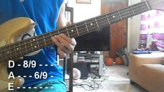 God's Not Dead by Newsboys (Bass Lesson)