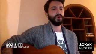 Sokak Müzikleri - Oğuz Evren - Söz Bitti (Cover - Sertab Erener)