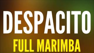 Despacito Spanish  Ringtone  Marimba Remix