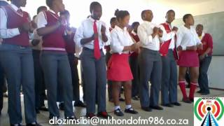Nathi Mankayi   Nomvula  Cover By Siphokuhle S  School Choir
