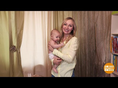 Мамины уроки: малыш, пора закаляться! Доброе утро. Фрагмент от 26.11.2020