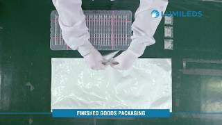 Matrix Platform Manufacturing: 12 - Finished Goods Packaging