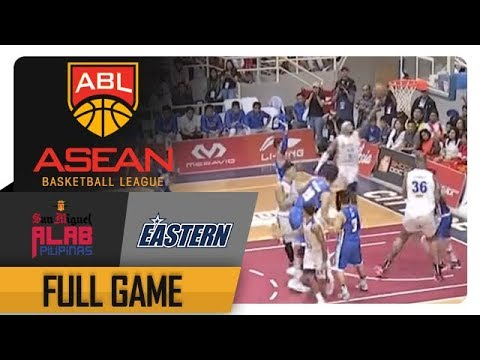 ABL '18-'19: Alab Pilipinas vs. Hong Kong Eastern | Full Game | 3rd Quarter | January 11, 2019