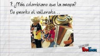 Costumbres y Tradiciones de Colombia!