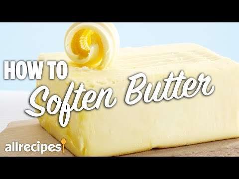 How to Soften Butter   You Can Cook That   Allrecipes.com