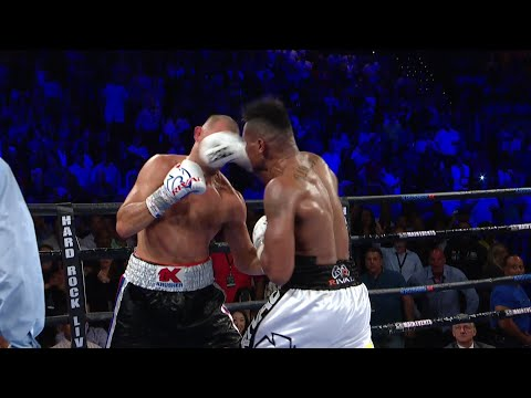 Eleider Alvarez Wants to Become Champion Again | Interview & Fight Highlights