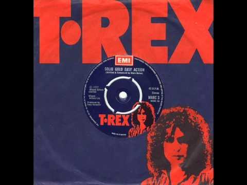 Easy Action de T Rex Letra y Video