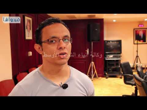 بالفيديو:أبطال دورة ألعاب البحر المتوسط : تكريم الرئيس السيسي لنا وسام على صدورنا