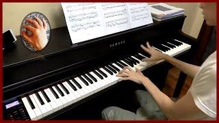 Clannad - Roaring Tides [Piano]