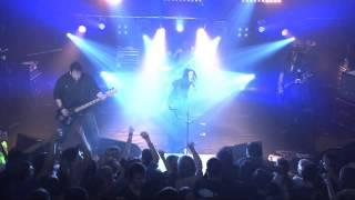 The Letter Black, Sick Charade, Heaven's door festival 2012