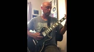 Keith Kukla-Rainbow In the Dark(Guitar Solo, Dio Cover).