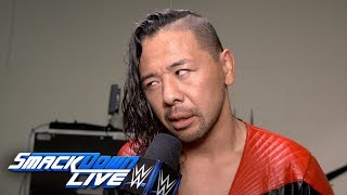 Shinsuke Nakamura doesn't celebrate Rusev Day: WWE Exclusive, Jan. 1, 2019