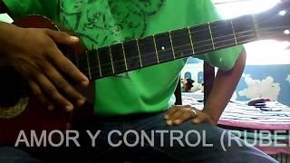 AMOR Y CONTROL (intro)!!!!!!GUITARRA Y BAJO¡¡¡¡¡¡¡¡¡¡TUTORIAL DE GUITARRA FACIL!!!