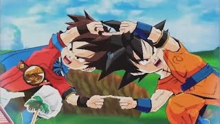Dragon Ball Fusions 3DS Musical Commercial Trailer