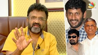 T Siva reveals secrets about Vishal, Mysskin, Prakash Raj : Interview | Producer Council