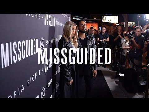 missguided.co.uk & Missguided Voucher Code video: #SOFIARICHIExMISSGUIDED launch party ⚡️| Missguided