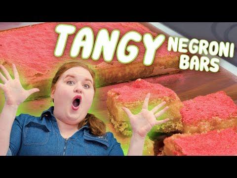 How to Make Tangy Negroni Bars | Dessert Recipes | Allrecipes.com