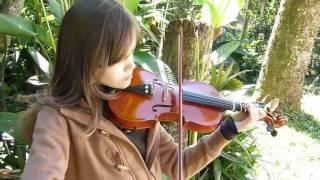 Violino - Beethoven - Ode a Alegria