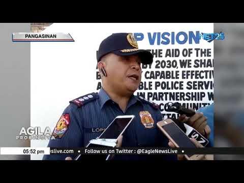 Higit 900 kandidato sa Pangasinan, dumalo sa isinagawang Peace Covenant Signing at Unity Walk