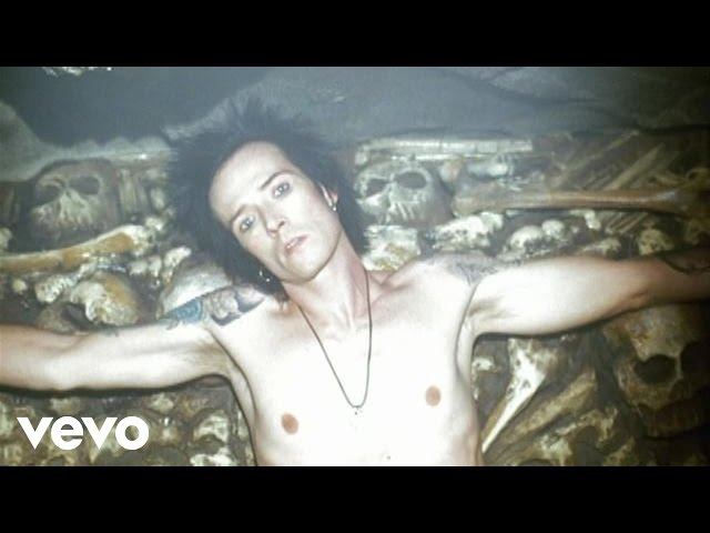 Video oficial de Slither de Velvet Revolver
