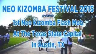 1st Neo Kizomba Flash Mob at the 1st Annual Neo Kizomba Festival | #neokiz