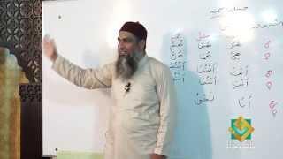 Lecture 13 - Quran Arabic As Easy as Urdu By Aamir Sohail width=