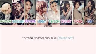 Girls Generation - You Think [Eng/Rom/Han] Picture + Color Coded HD
