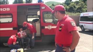 Mala de Reanimação para os Bombeiros Voluntários da Malveira