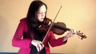 Kara Para Ask theme violin rendition