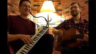 Baba O'Riley - The Who -  (Trevor & Josh Cover)