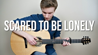 Martin Garrix - Scared To Be Lonely - Fingerstyle Guitar Cover | Mattias Krantz