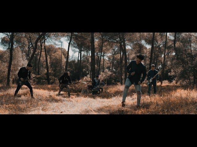 Plumas Negras, single del primer disco de Slap in the Face.