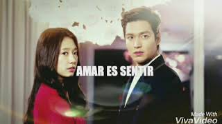 Love Is -  Park Jang Hyeon  & Park Hyeon Gyu - The Heirs - Sub Español