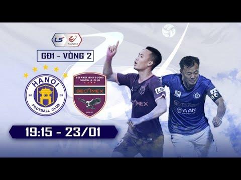 Review 🔴 Hà Nội - Bình Dương | Review Vòng 2 GĐ 1 - V.League 2021  ( hiệp 2)