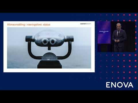 Enovakonferansen 2020 | Ivar Slengesol, Eksportkreditt