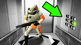 MOST SNEAKY HIDING SPOT EVER! (Gmod Prop Hunt)