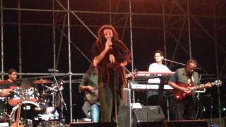 Alborosie - Herbalist. Live Genova 18-07-2016
