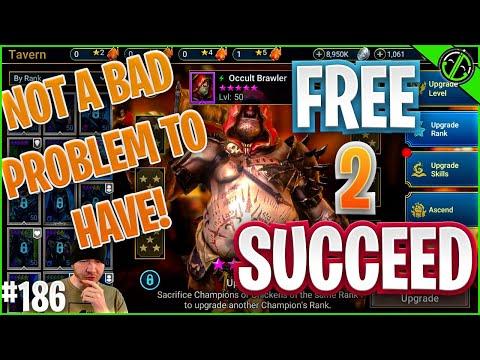 WHO DO I WANNA 6 STAAAARRRRR!??!?! | Free 2 Succeed - EPISODE 186
