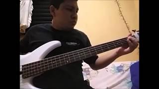 Llego el tiempo + intro oleo de alegría (bass cover)