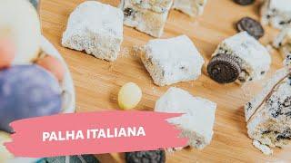 Palha Italiana | Colher de Sopa