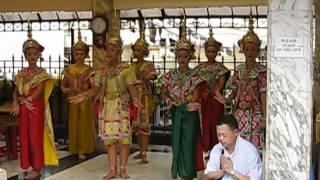 Baile tailandes - Tailandia