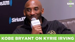 Kobe Bryant Opens Up About Being a Mentor to Kyrie Irving