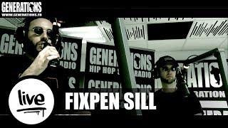 Fixpen sill - Hitchcock (Live des studios de Generations)