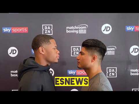 Devin Haney Calls our Mikey garcia to fight at 140