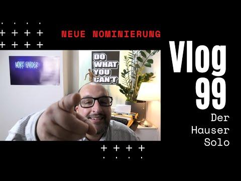 Neue Nominierung für die Outdoorkochen Challenge - Daily Vlog 99