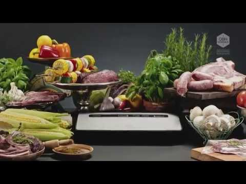 OBH Nordica Food Sealer grill