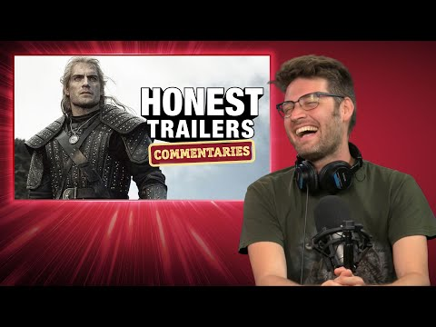 Honest Trailers Commentary   The Witcher