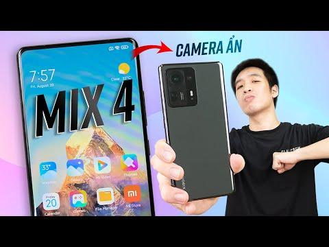 3 ĐỈNH CHÓP của Mi Mix 4: Đây là cách Xiaomi KHẮC CHẾ Snapdragon 888+
