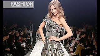 MOSCHINO CHEAP&CHIC Fall 2003 2004 Milan - Fashion Channel